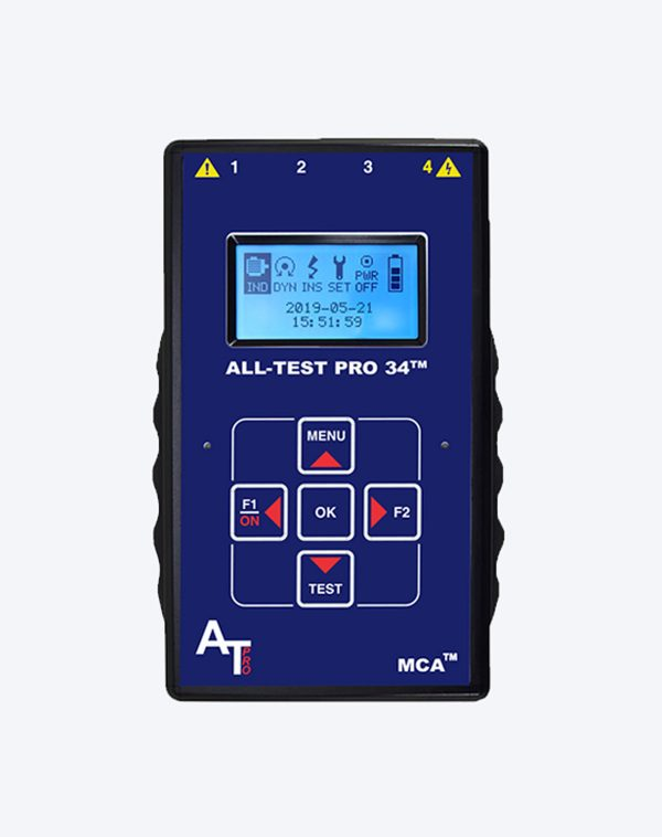 ALL-TEST PRO 34™ Motor Testing Instrument