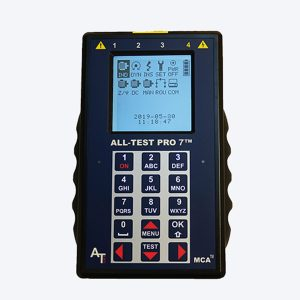 ALL-TEST PRO 7™ PROFESSIONAL Motor Testing Instrument""