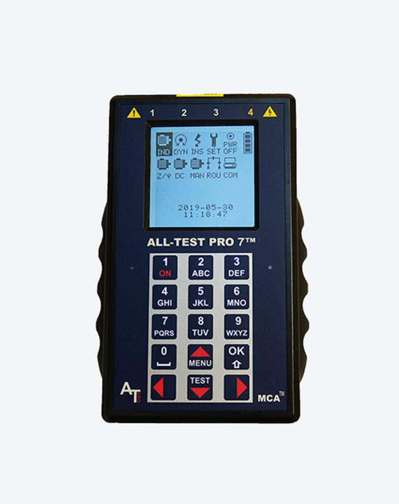 ALL-TEST PRO 7™ PROFESSIONAL motor testing instrument