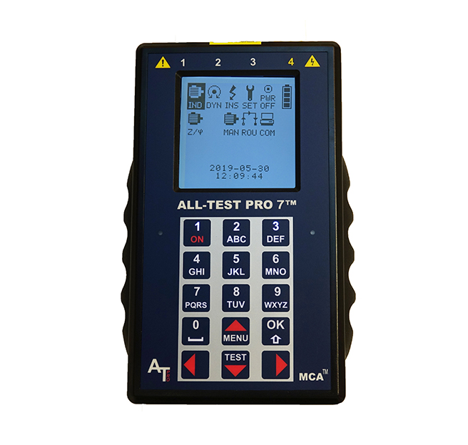 ALL-TEST PRO 7™ motor testing instrument