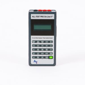 ALL-TEST PRO On-Line II™ Motor Testing Instrument