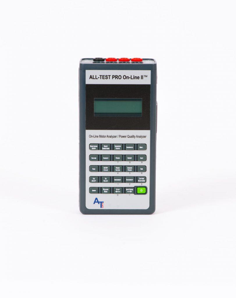 ALL-TEST PRO On-Line II™ Motor Testing Instrument