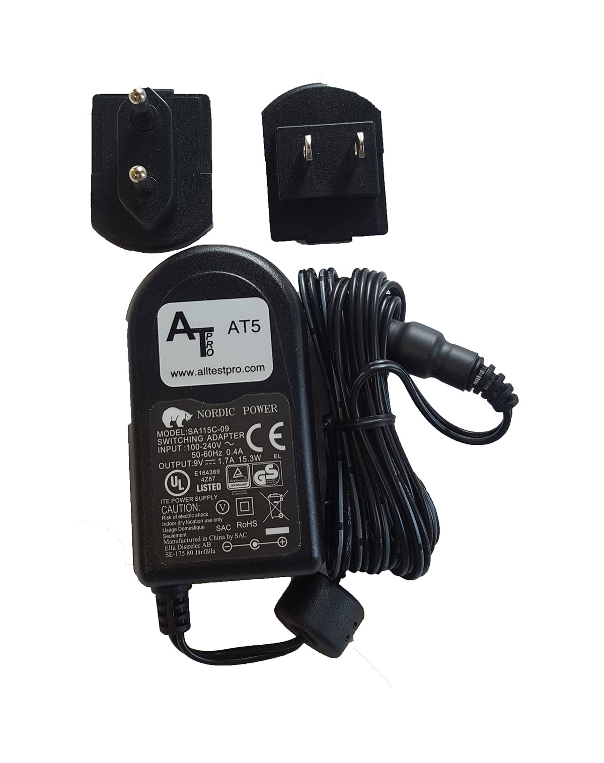 ALL-TEST PRO MD III™ Battery Charger