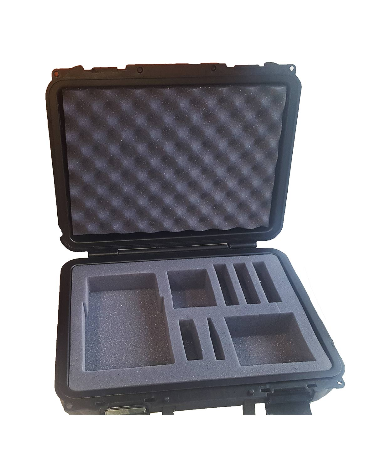 AT34™ Hard Case (holds the instrument, leads, & charger)