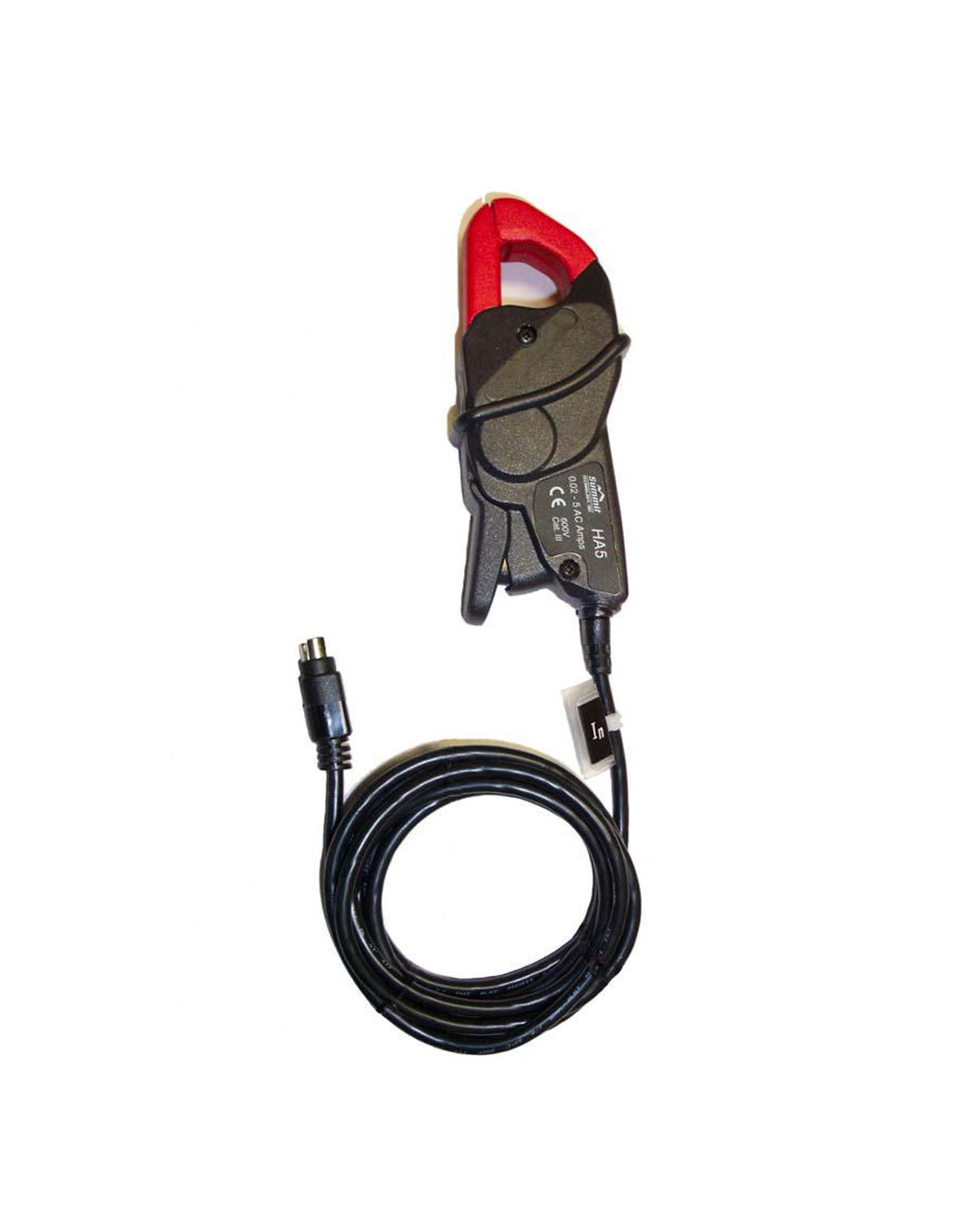 ATP On-Line II™ Portable AC Clamp 0.02 - 5.0A. CAT III, 600V