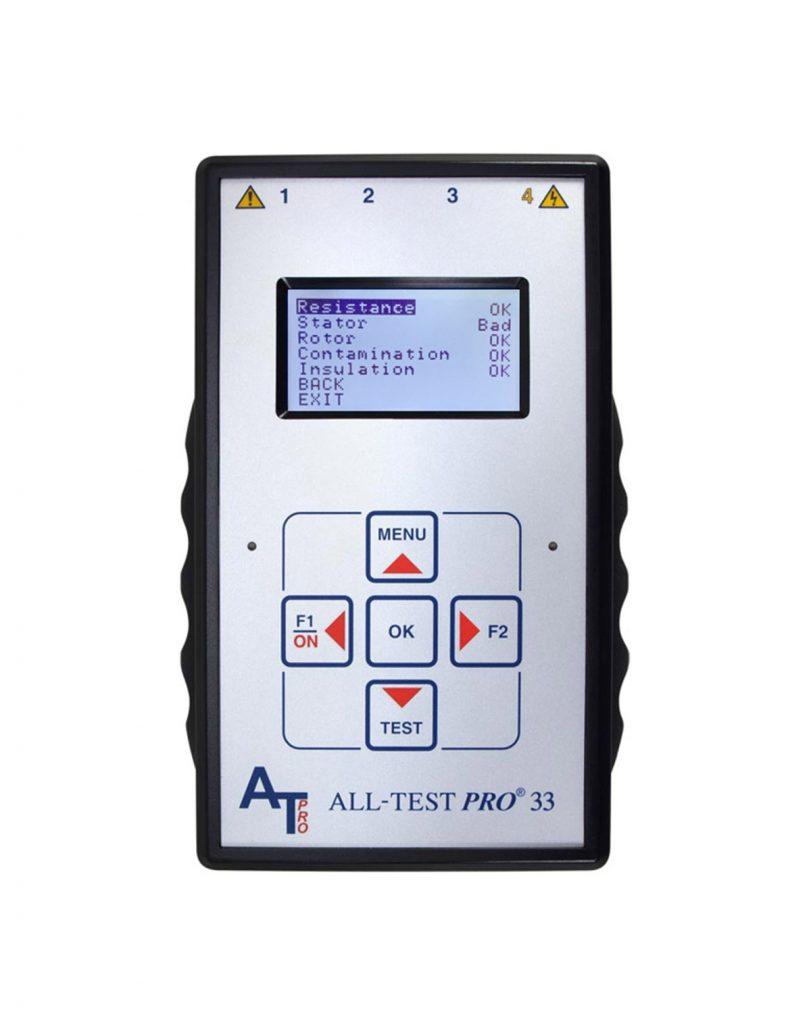 ALL-TEST PRO 33 EV™ Motor Testing Instrument