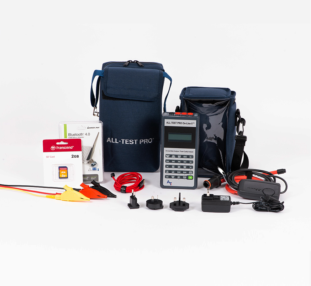 ALL-TEST PRO On-Line II™ motor testing kit
