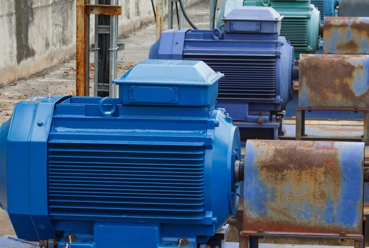 blue motors