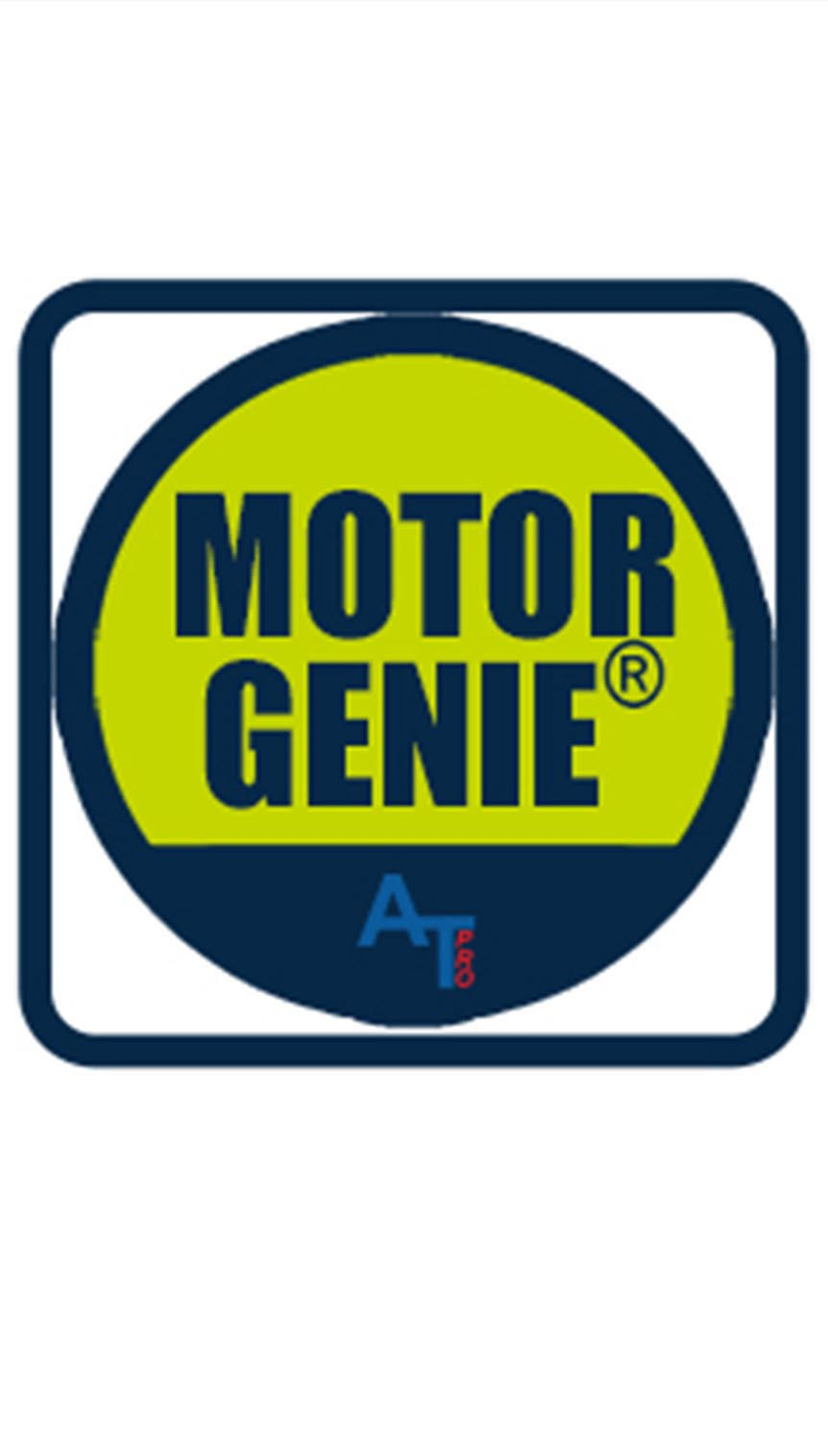 ALL-TEST Pro MOTOR GENIE® App