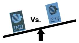 IND Mode vs. Z-Fi