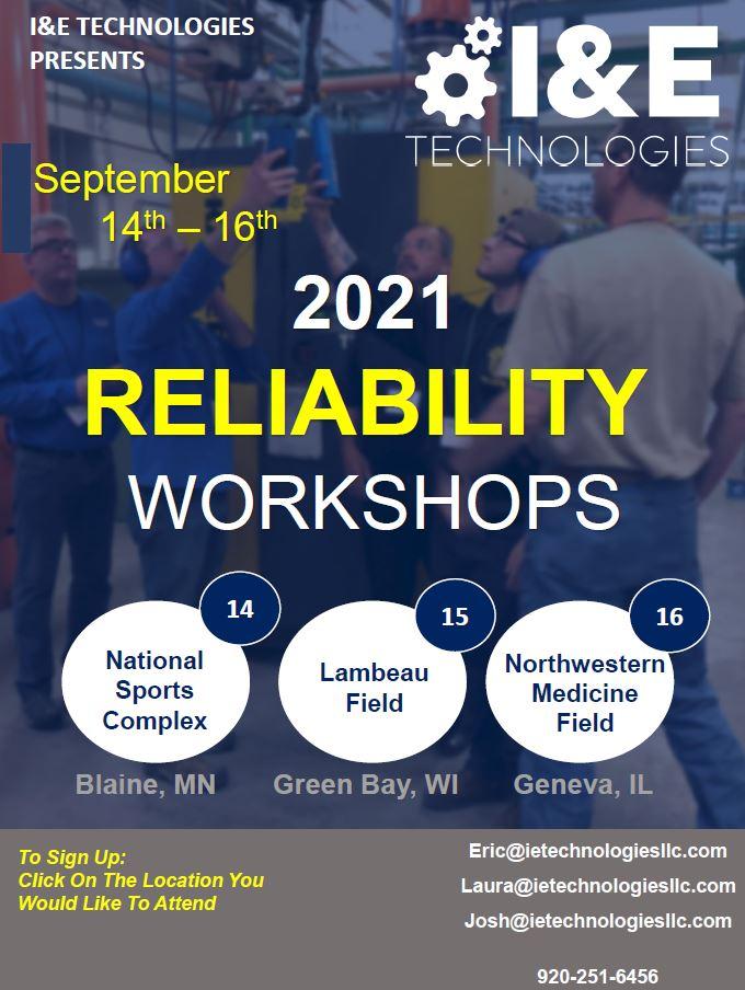 FREE Reliability Workshops
