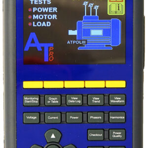 ATPOL III Main Screen no Test Leads reduced