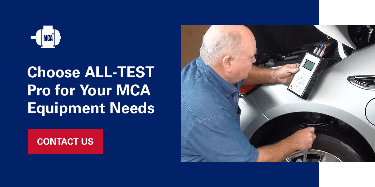 Choose ALL-TEST Pro for Your MCA Equipment Needs