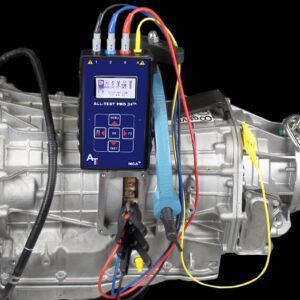 AT34 EV on Uninstalled Motor